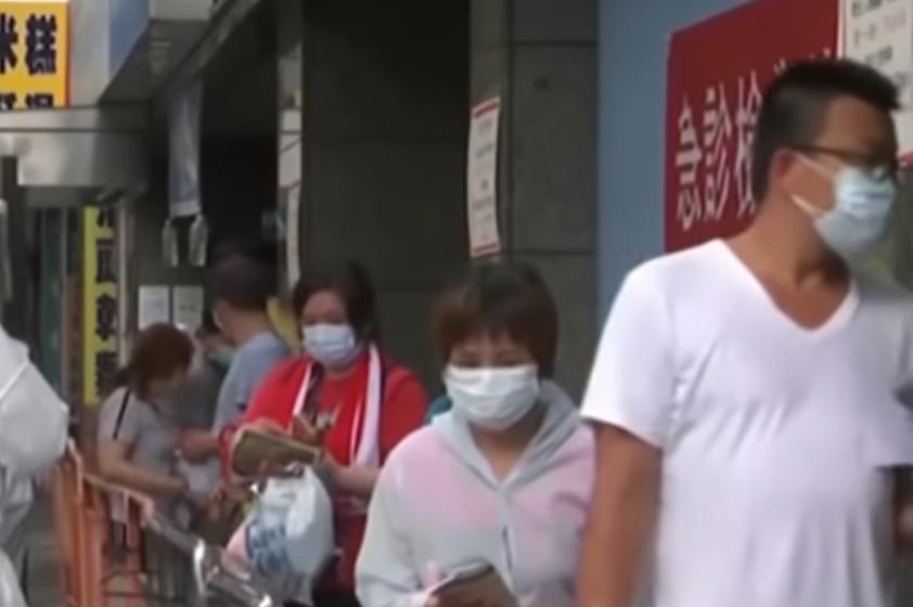 Zmatek ohledně nových čísel o COVIDu-19 z Tchaj-wanu